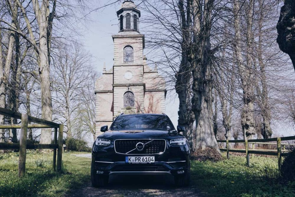 Volvo XC90 _ Roadtrip