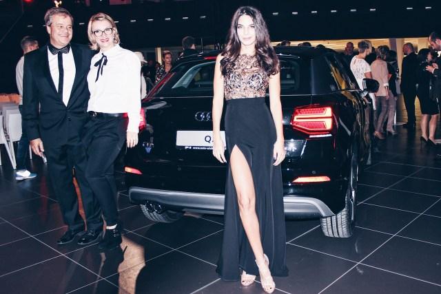 Audi Q2 : Blogger testen