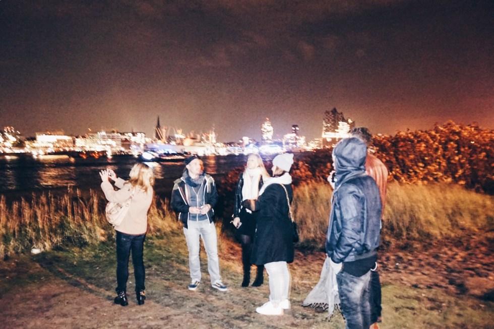 Hamburg City Tour : Waterkant Touren