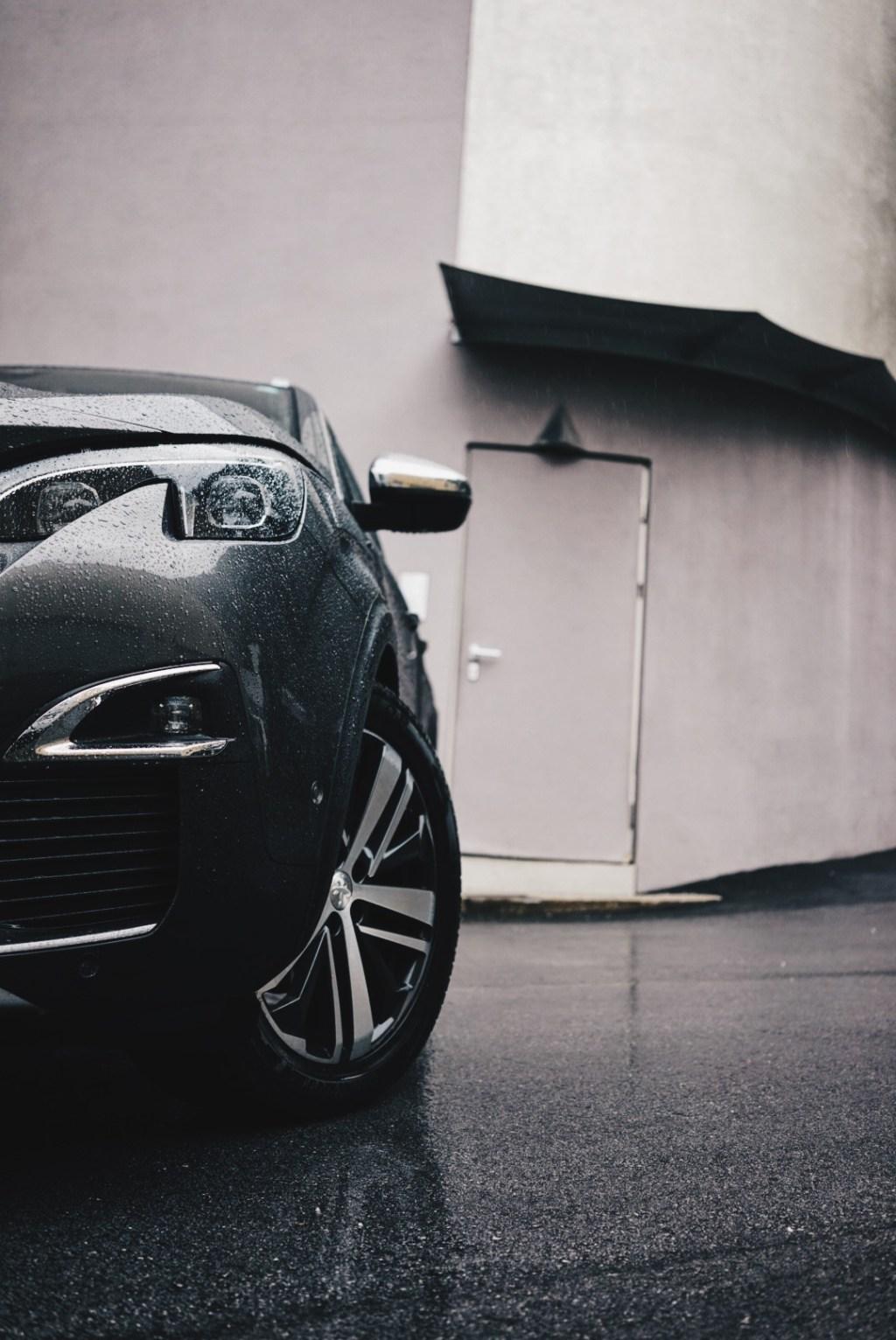 Peugeot 3008GT : SHELL DRIVE Studie