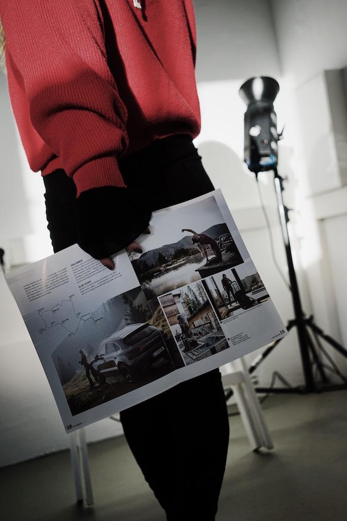 Ich bin ein Urban Nomad : Momentum Porsche Austria