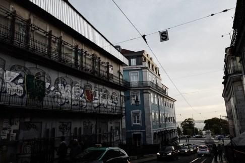 Lissabon Stadtbilder