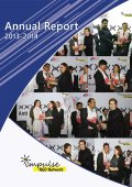 ANNUAL REPORTS 2013 - 2014