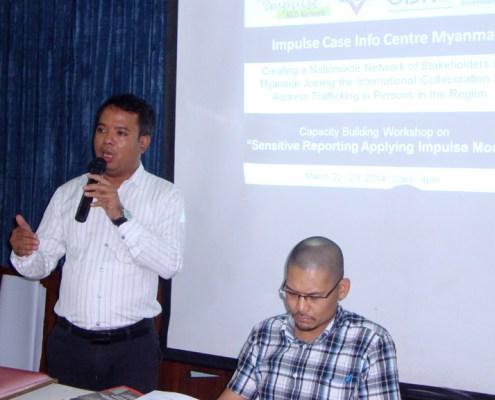 Capacity Building Myanmar Media Phase 1 11