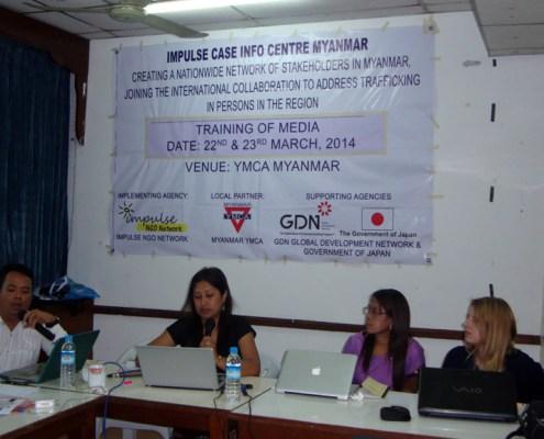 Capacity Building Myanmar Media Phase 1 13