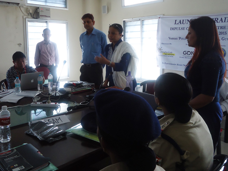 Launch and Training of ICIC Software, in Assam
