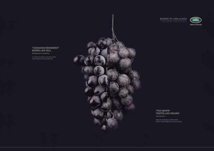 Land Rover USA campaña publicidad impresa 'Cuidado con las apariencias'