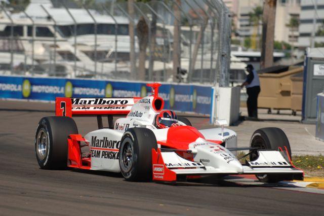 Castroneves es el piloto más ganador (FOTO: Jim Haines/INDYCAR)