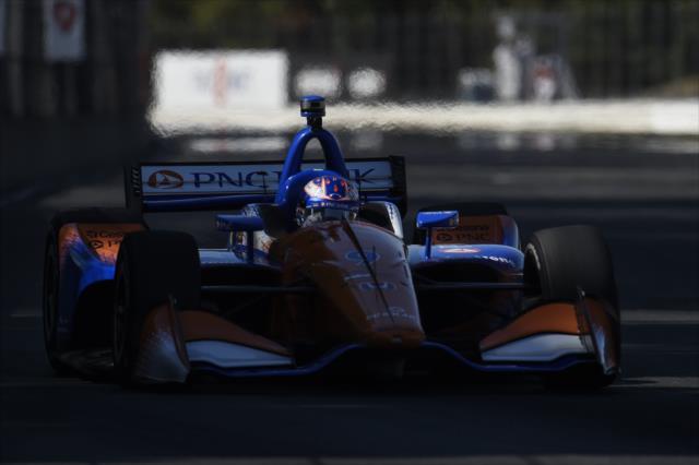 Dixon iniciará con diferencia de 26 puntos sobre Rossi (FOTO: Chris Owens/IMS, LLC Photo)