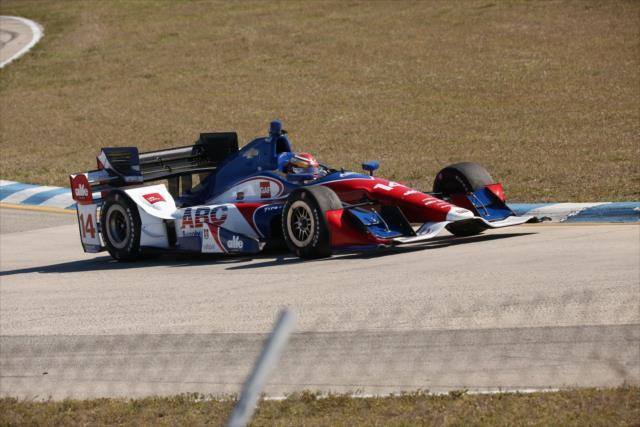 Carlos Muñoz (AJ Foyt Racing)