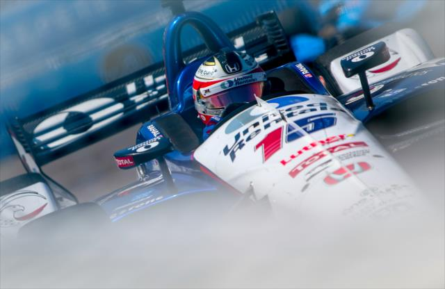 FOTO: Shawn Gritzmacher/Indianapolis Motor Speedway, LLC Photography