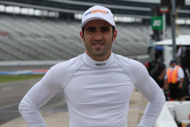 Vautier clasificó quinto, superando al cuarteto de Team Penske y a tres hombres de Andretti Autosport (FOTO: Chris Jones/INDYCAR)