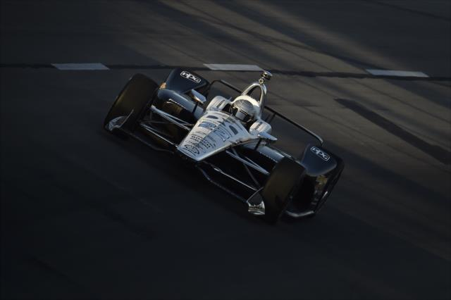 Primer podium de Pagenaud (FOTO: Chris Owens/IMS, LLC Photo)