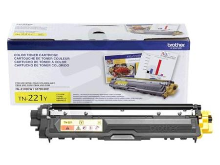 Toner Brother TN-221 amarillo