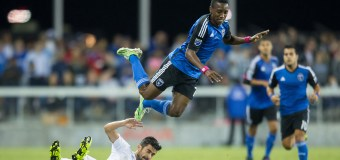 San Jose Earthquakes sign Cordell Cato to a multi-year contract