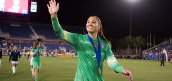 Hope Solo to train for upcoming USWNT matches against Colombia