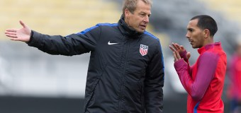 The USMNT trains before facing Guatemala in a must-win match – photo bucket
