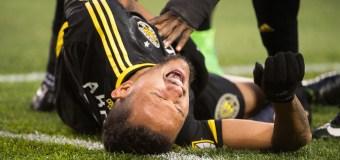 Columbus Crew SC Midfielder Artur Has a Successful Wrist Surgery