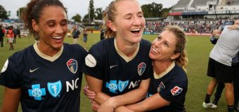 NC Courage could be the NWSL team to watch this year.  But don't forget about Utah Royals