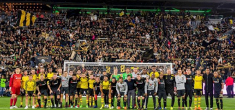 LAFC, Dortmund draw 1-1 in friendly