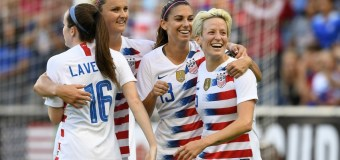 USA clinch first win in Tournament of Nations, 4-2