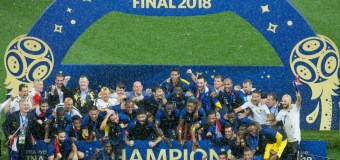 France claims its second World Cup championship