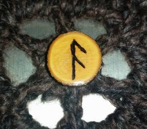 rune magick - Ansuz