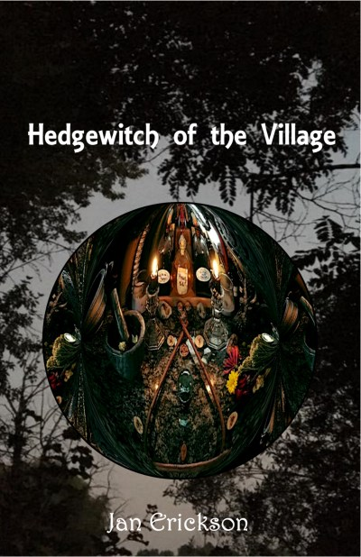 New Book! Hedgewitch of the Village!