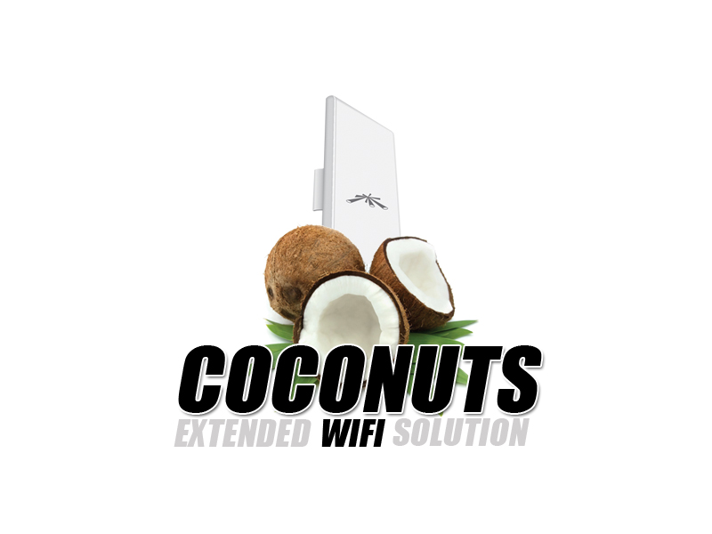 Coconuts extended wifi
