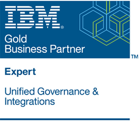 IBM - Gold business partner - expert