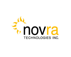 Novra technologies logo