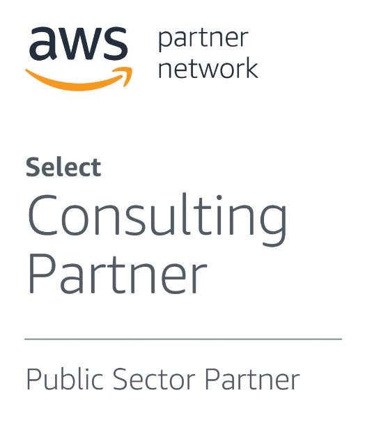 AWS partner work - select consulting partner - public sector partner