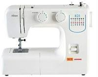 Usha Janome Allure Sewing Machine