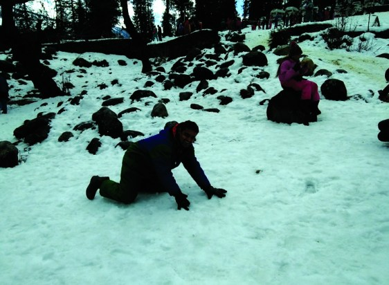 Snowy Solang Valley, One of the Best Tourist Places in India