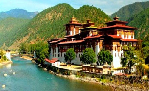 Bhutan Land of Happiness