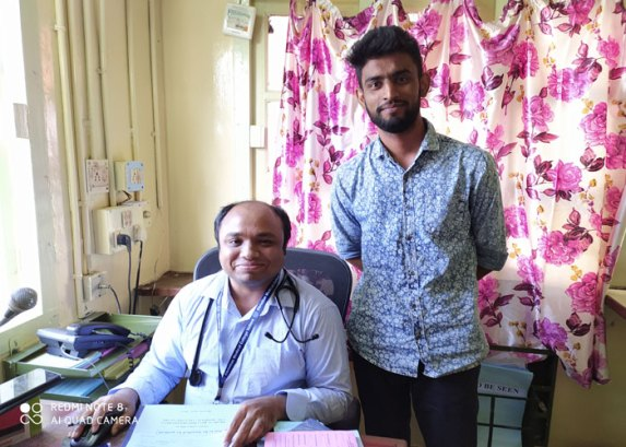 Dr. Tanvir Zafar
