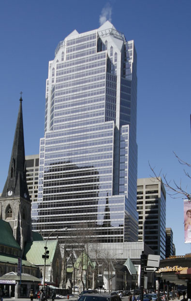 KPMG Tower Montreal