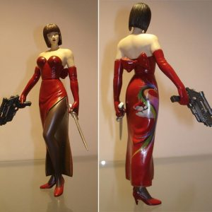 Resident Evil Ada Wong Action Figure kayodo