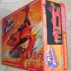 Air Raiders Thunder Hammer Hasbro