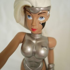 Cyber Angel Action Figure Tomy