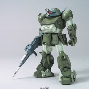 Votoms Scope Dog Action Figure Kayodo