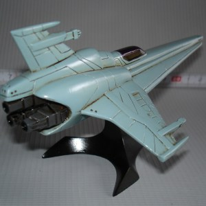 Battlestar Galactica Colonial Viper MK-VII Resin Model