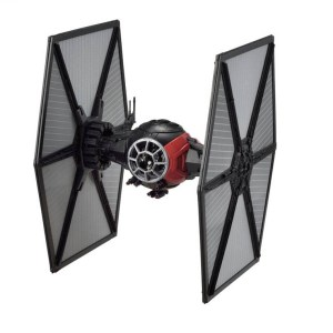 Star Wars First Order Tie Fighter Special Forces 1/72 Model Kit BANDAI