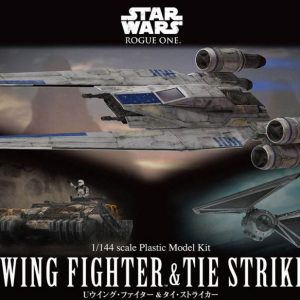 U-Wing Fighter 1/144 BANDAI