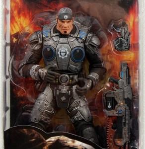 Gears of War Marcus Phoenix Action Figure Neca