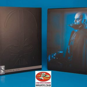 Star Wars Darth Vader 1/6 Action Figure High Deluxe Sideshow