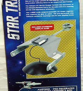 Star Trek klingon Cruiser Classic Snap Kit Polar Lights