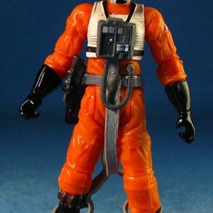 Star Wars Action Figure X-Wing Pilot Plourr Ilo Hasbro