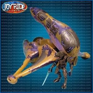 Halo-2 Herectic Banshee Joy Ride
