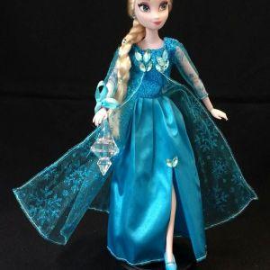 Boneca Disney Store Elsa Frozen Original Mattel